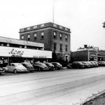 The 1939 Acme as seen in the streetscape. (Internet source)