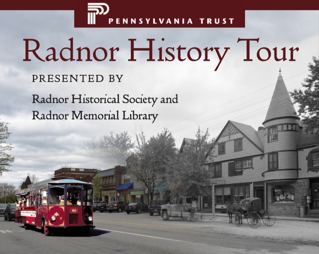 Radnor History Tour Title